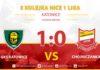 Nice I liga:GKS Katowice 1-0 Chojniczanka Chojnice