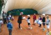 Dobry występ młodych chojnickich tenisistów.