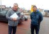 Lokalni dziennikarze obejrzeli nowy budynek TBS-u i  zapoznali się z przebudową ulicy Człuchowskiej