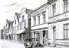 Ulica Młyńska – 1937 rok.