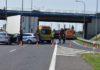 Wypadek drogowy na obwodnicy Chojnic