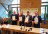 Podpisanie umowy na wykonanie projektu rozbudowy drogi wojewódzkiej nr 212