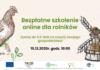 Darmowe szkolenie online dla rolników z województwa pomorskiego!