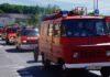 Samochody strażackie w Chojnicach