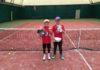 Podwójne zwycięstwo Oskara Pawlaka na zakończenie sezonu tenisowego.