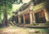 Angkor Wat – Kambodża