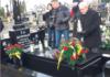 Poświęcenie nagrobka Jana Karnowskiego