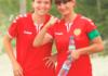 Irmina Kaproń-Ollik. Inicjatorka kobiecej sekcji piłki nożnej Chojniczanki.