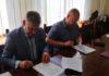 Podpisanie umowy na budowę ul. Czereśniowej i Winogronowej w Chojnicach