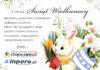 Zdrowych i spokojnych Świat Wielkanocnych