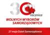 30-lecie samorządu terytorialnego w Polsce