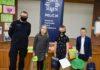 """Policjanci uczestniczyli w finale konkursu plastycznego w ramach """"Dnia Bezpiecznego Internetu"""""""
